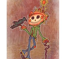 Scarecrow Buddy by M McKeithen