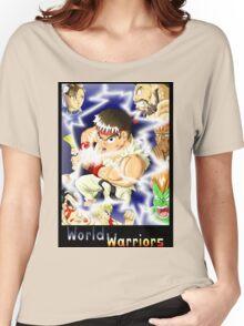 World Warriors Women's Relaxed Fit T-Shirt