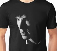 The Detective who Consults Unisex T-Shirt
