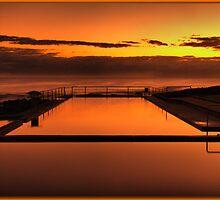 "Ocean Baths  ""Blackhead"" by Andrew Prince"