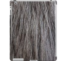 Racoon fur  iPad Case/Skin