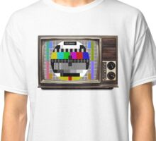 TV TEST SIGNAL Classic T-Shirt