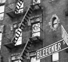 Bleecker and Jones by gematrium