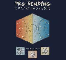 Pro-Bending Tournament Kids Clothes