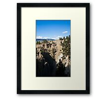 Geology #2 Framed Print