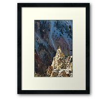 Geology #3 Framed Print