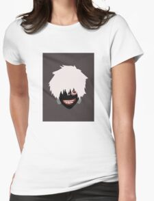 Tokyo Ghoul 11 Womens Fitted T-Shirt