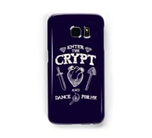 Enter the crypt. Samsung Galaxy Case/Skin