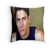 Nathan Scott Throw Pillow