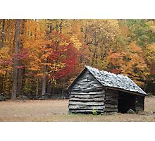 Great Smoky Mountains in the Fall Photographic Print
