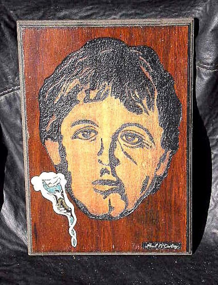 Paul McCartney by rod mckenzie
