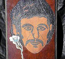 Ringo Starr by rod mckenzie