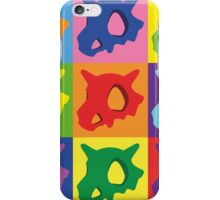 Pokemon - Cubone Pop Art iPhone Case/Skin