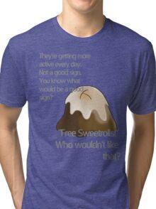 Free sweetrolls Tri-blend T-Shirt