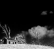 Abandoned-Chudleigh Tasmania by Matthew Rowe