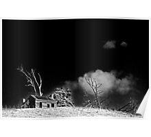 Abandoned-Chudleigh Tasmania Poster