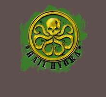 Hydra Gold on Green Unisex T-Shirt