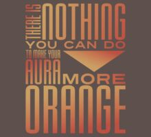 Orange Aura by Ashton Bancroft
