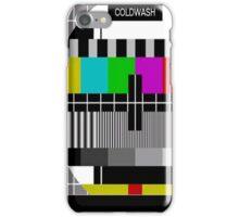 TV TEST SIGNAL II iPhone Case/Skin