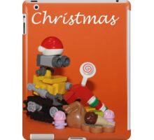 Merry Christmas - Wall E iPad Case/Skin
