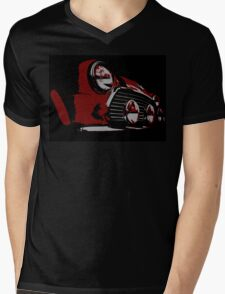 Classic Mini Mens V-Neck T-Shirt