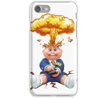 Adam Bomb iPhone Case/Skin