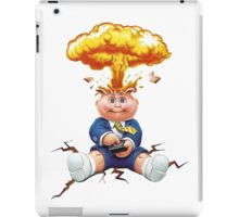 Adam Bomb iPad Case/Skin