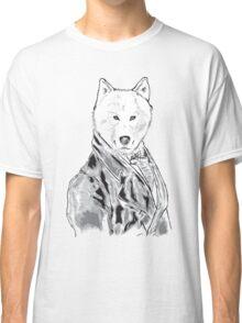 William D. Wolfington (The Gentleman Wolf) Classic T-Shirt