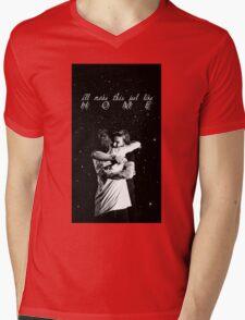 larry stylinson hug Mens V-Neck T-Shirt
