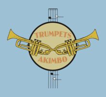 TRUMPETS AKIMBO! by Miln3r