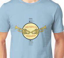 TRUMPETS AKIMBO! Unisex T-Shirt