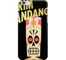 Grim Fandango - Day of the Dead iPhone Case/Skin