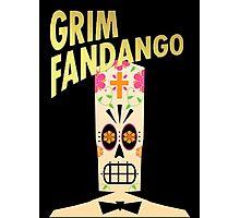 Grim Fandango - Day of the Dead Photographic Print
