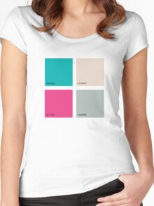 Challange Women's Fitted Scoop T-Shirt