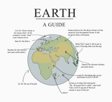 Earth: A Guide Kids Clothes