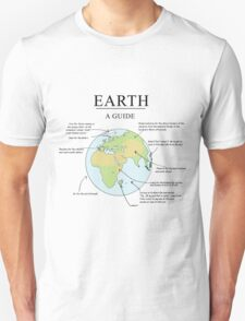 Earth: A Guide T-Shirt