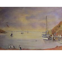 Early morn Orient Point near Nowra N.S.W. Photographic Print