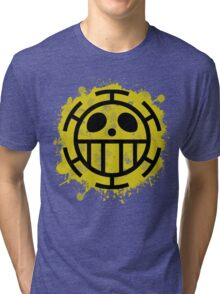 Heart Pirates Tri-blend T-Shirt