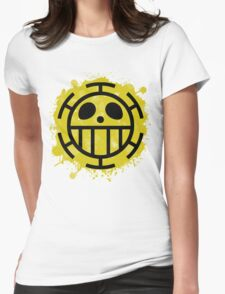 Heart Pirates Womens Fitted T-Shirt