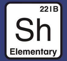 The Atomic Symbol for Detection ( Sherlock Holmes )