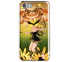 Faerie Bumble iPhone Case/Skin