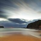 Sand of Wattamolla by Mark  Lucey