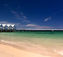 Busselton Jetty by JR Photo