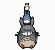 My Neighbor Totoro by TinySkye