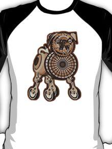 Steampunk Pug T-Shirt