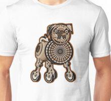 Steampunk Pug Unisex T-Shirt