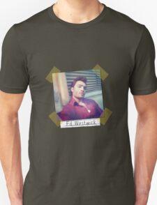 Ed Westwick retro T-Shirt