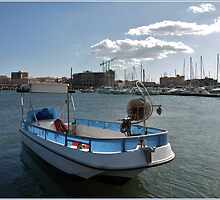 Siracusa Yacht Habor by Janone