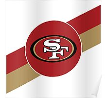 San Francisco 49ers Poster