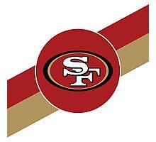 San Francisco 49ers Photographic Print